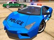 Police Drift Car Driving Stunt Game