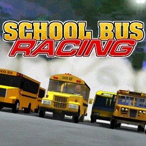 Image School Bus Racing