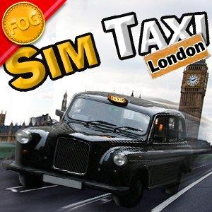 Image Sim Taxi London