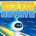 Neon Rotate