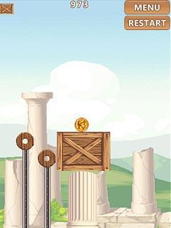 Image Physic Puzzle - Hide Caesar